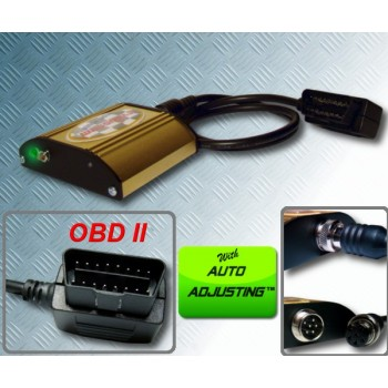 Boitier additionnel Booster Pro Mazda BT50 2.5 109 Cv Type B 2009